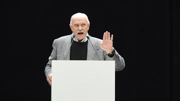 Никита Михалков переизбран главой Союза кинематографистов России
