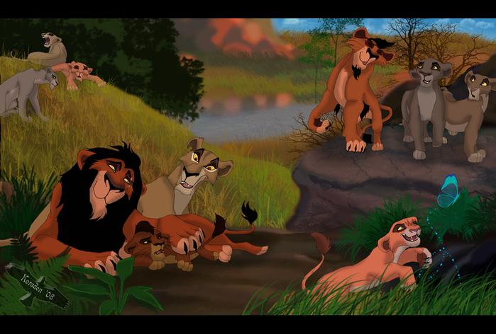 Гра король лев перепихон бесплатно