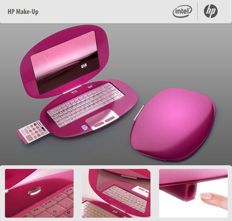 ноутбук HP Make-Up
