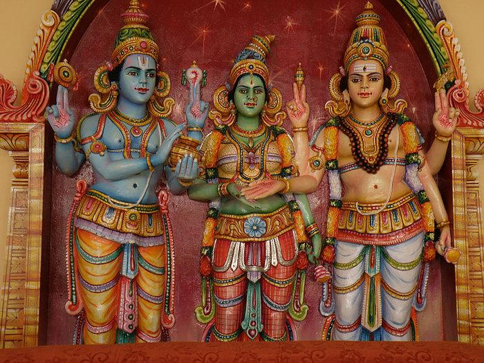 Индия Боги