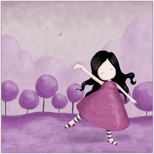 с днём рождения картинки танцы
