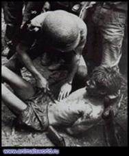 Senior Member.  Ислам.  Вырезание внутренностей во время допросов солдата Вьет Конга.  Вероисповедание.