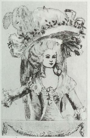 Мода и прически 19 века