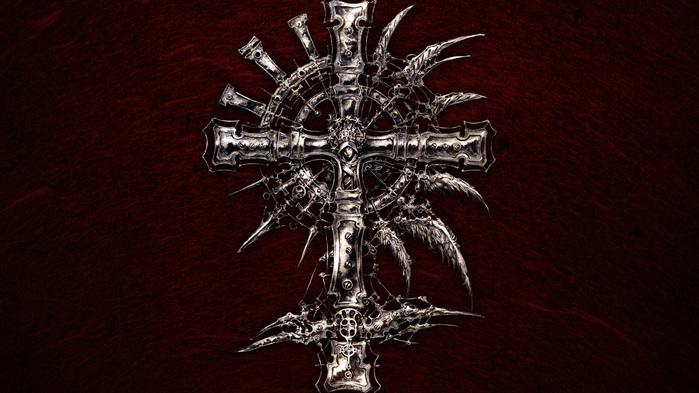 Таковы основные нетрадиционные символические значения креста, в рамках которых и возможно его применение в...