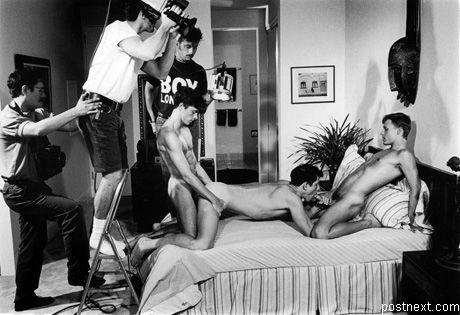 как снимаеться гей порно