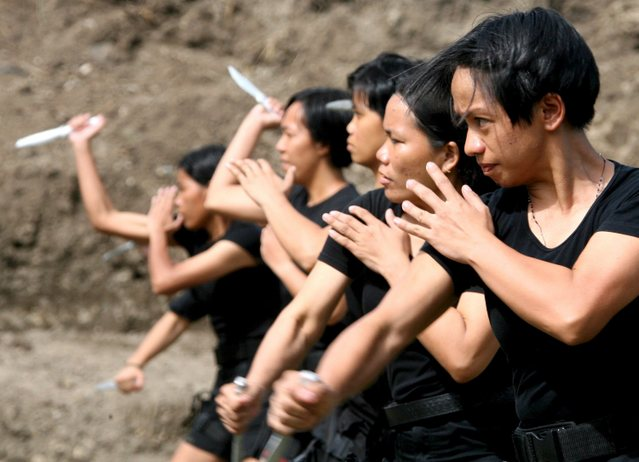 Страйкбол в Самаре :: Просмотр темы - Женский филиппинский спецназ.