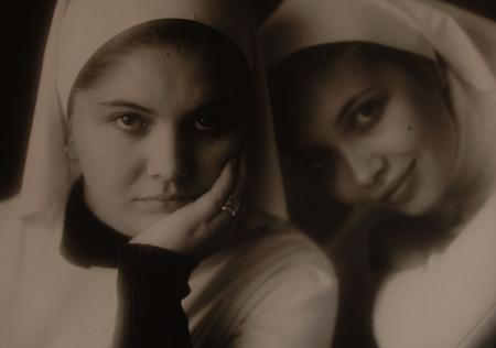 Московские лица. Медсёстры