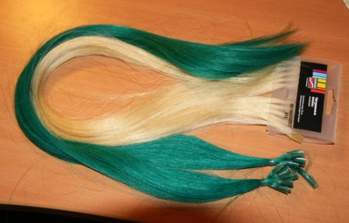 Все для креативного наращивания волос