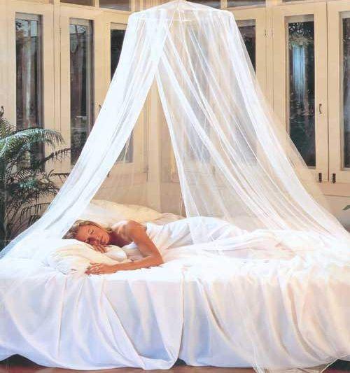 Балдахин своими руками над кроватью