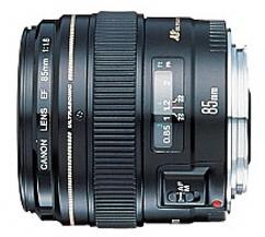 Canon EF 85 f/1.8