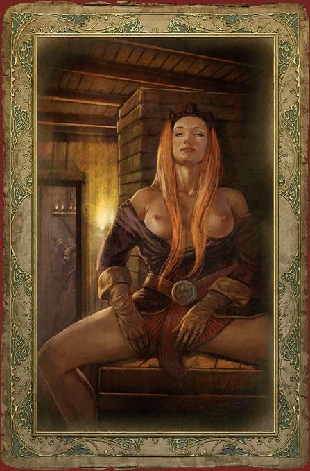 Секс-карточки +16 - Ведьмак - Игры - Gamer.ru: социальная сеть.
