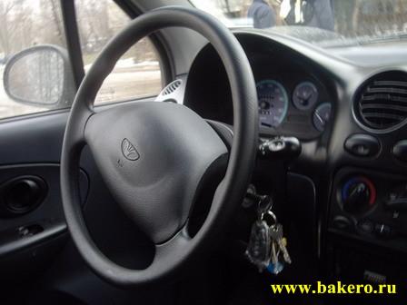 Daewoo Matiz : руль