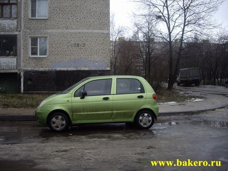 Daewoo Matiz: обзор автомобиля
