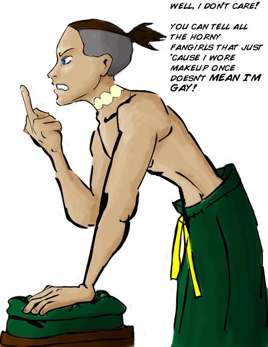 Гей комиксы аватар аанг фото 149-255