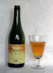 Cidre bouché