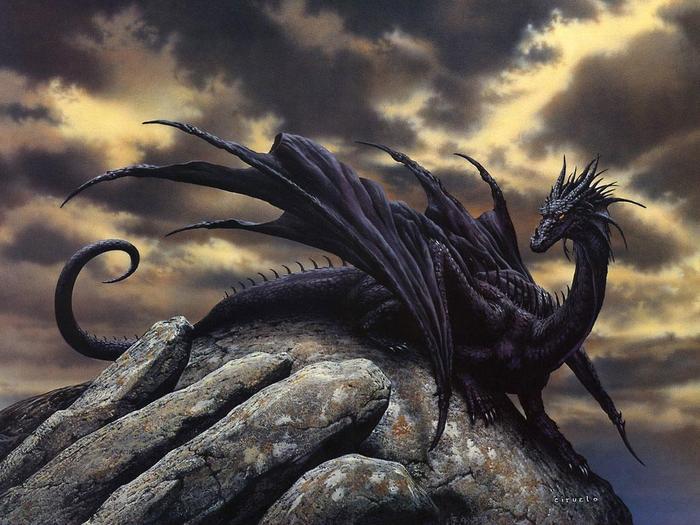 black dragon (700x525, 65Kb)