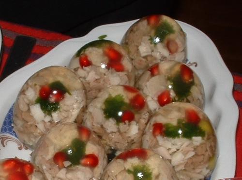 Закуска русская заливная. грибная закуска на зиму: самые лучшие закуски.