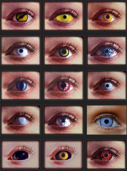 Купить цветные контактные линзы, оттеночные, тонированные линзы для глаз.