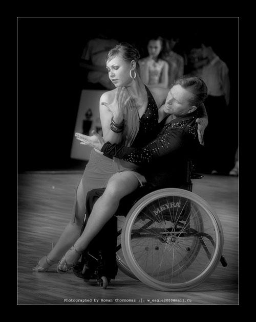 о силе воли... и о танцах...