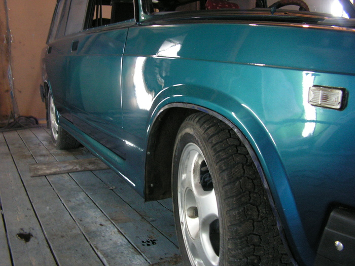 Как покрасить автомобиль самом