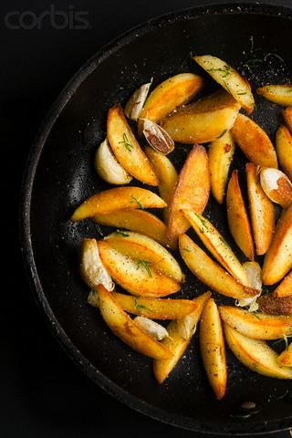 Некоторые вещества жареного картофеля смертельно опасны