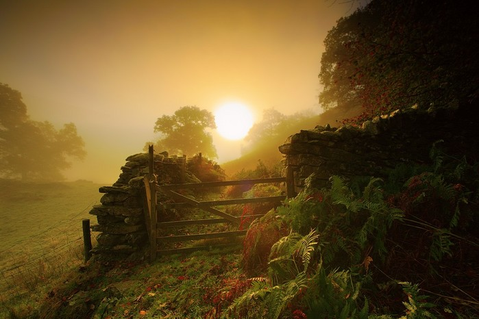 Рассветы фотографа Steve Highfield
