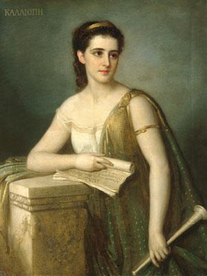 Giuseppe Fagnani (1819-1873)_Calliope (300x401, 25Kb)