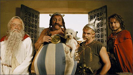 Астерикс, Обеликс и товарищи