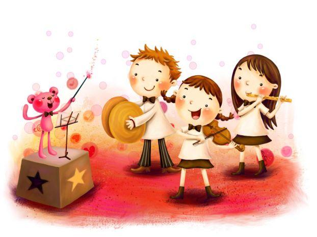 Музыкальные игры в детском саду