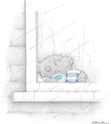 мишка грустит (224x250, 11Kb)