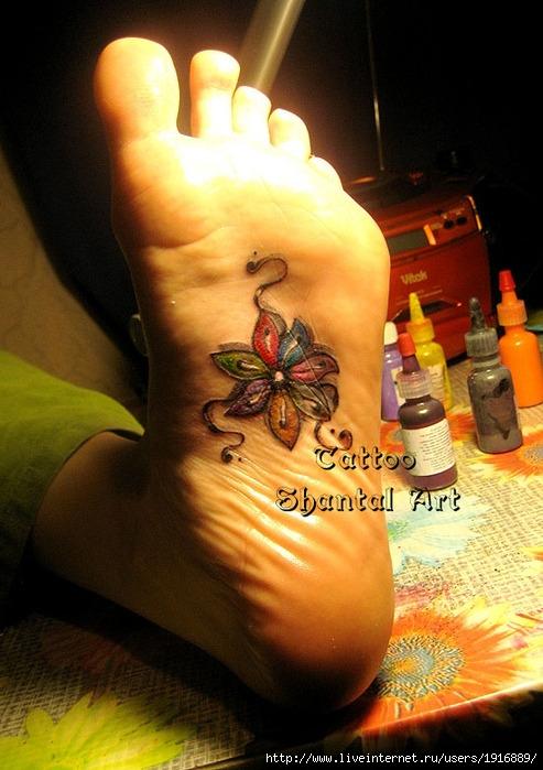 Динамо татуировка