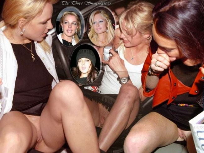 Фото голой Britney Spears (Бритни Спирс) .