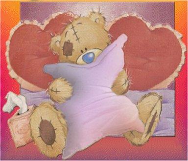 Мишка спит в берложке, Сон он видит сладкий: Будто