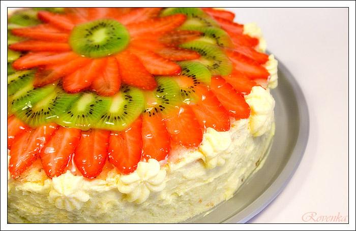 Рецепты бисквитных простых тортов с