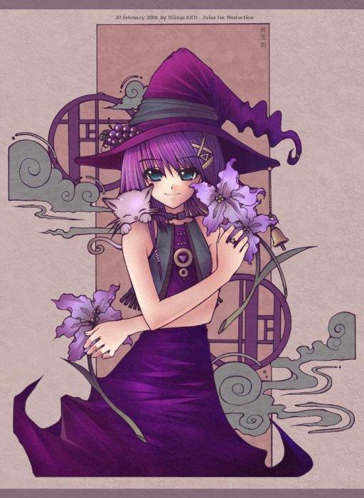 Ведьма! (512x700, 74Kb)