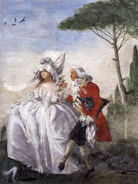 Тьеполо Менуэт 1791 г.