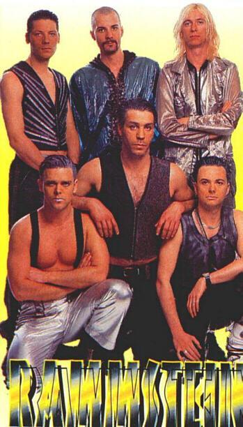 Rammstein Альбом  Singles 1995-2005 Стиль  Industrial/Metal Год