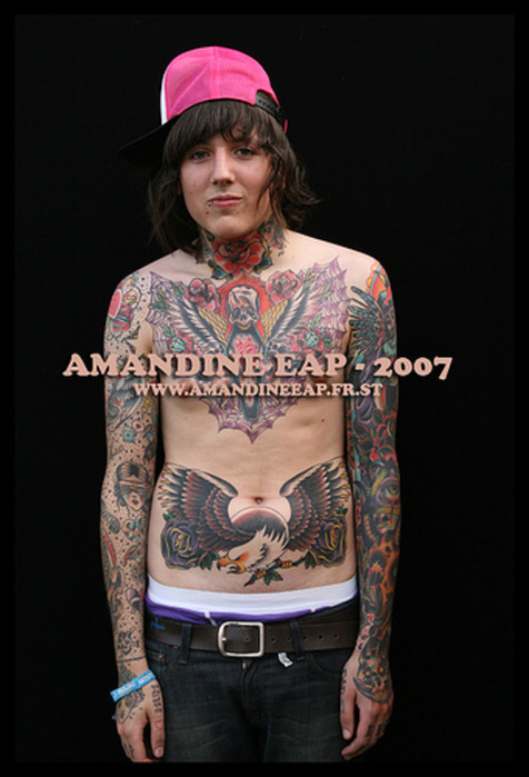 oliver sykes tattoo pictures cool military tattoos