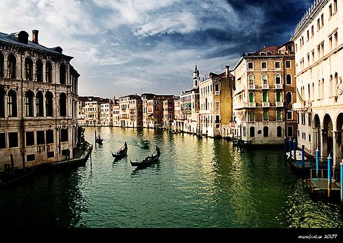 Венеция. Фото manolinlao, взято с flickr.com