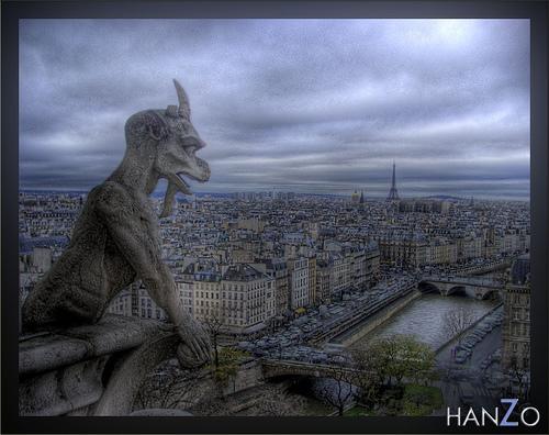 Париж. Фото Hanzo, взято с flickr.com.