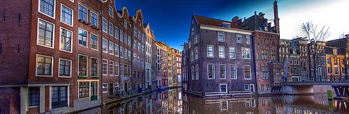 Амстердам. Автор фото - Patrick Hoff, взято с flickr.com