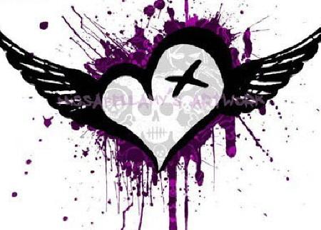 рисунки сердечек: