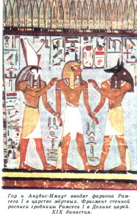 богов Древнего Египта,