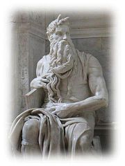 Моисей. Микеланжело