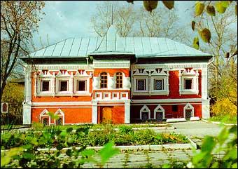 Дом Коробова
