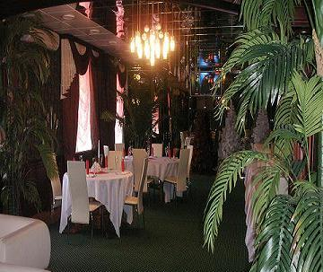 Ресторан комплекса