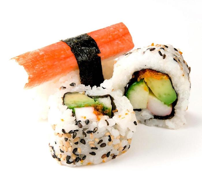 Как приготовить суши дома фото пошаговая инструкция - 07228