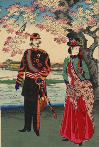 Японские костюмы