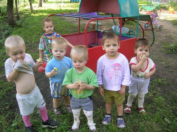 сироты фото