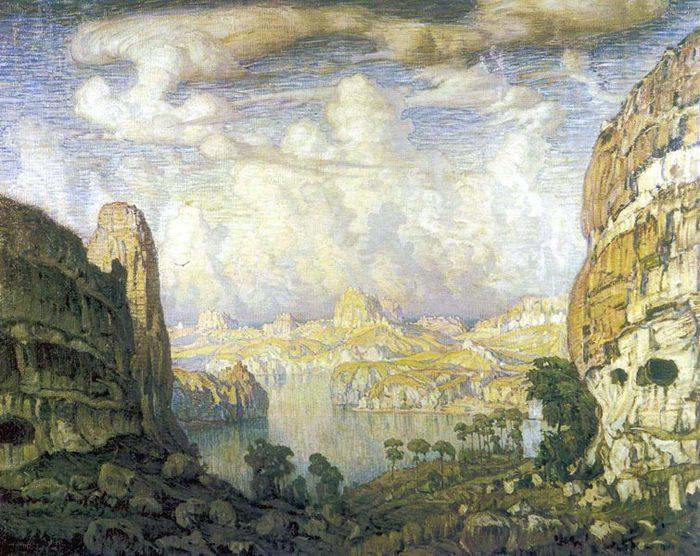 пещерный город (700x556, 101Kb)